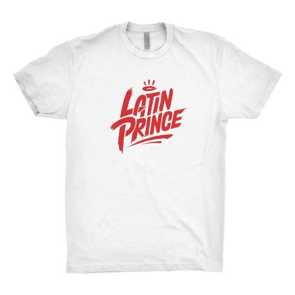 Latin Prince Logo T-Shirt